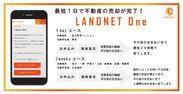 LANDNET One イメージ図