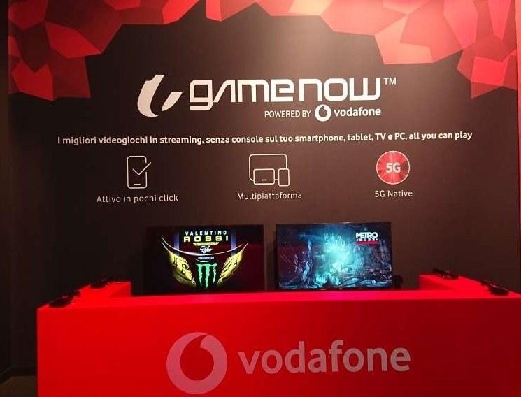 ボーダフォン、ユビタスと「GameNow(ゲームナウ)」 5Gクラウドゲーミングサービスを開始