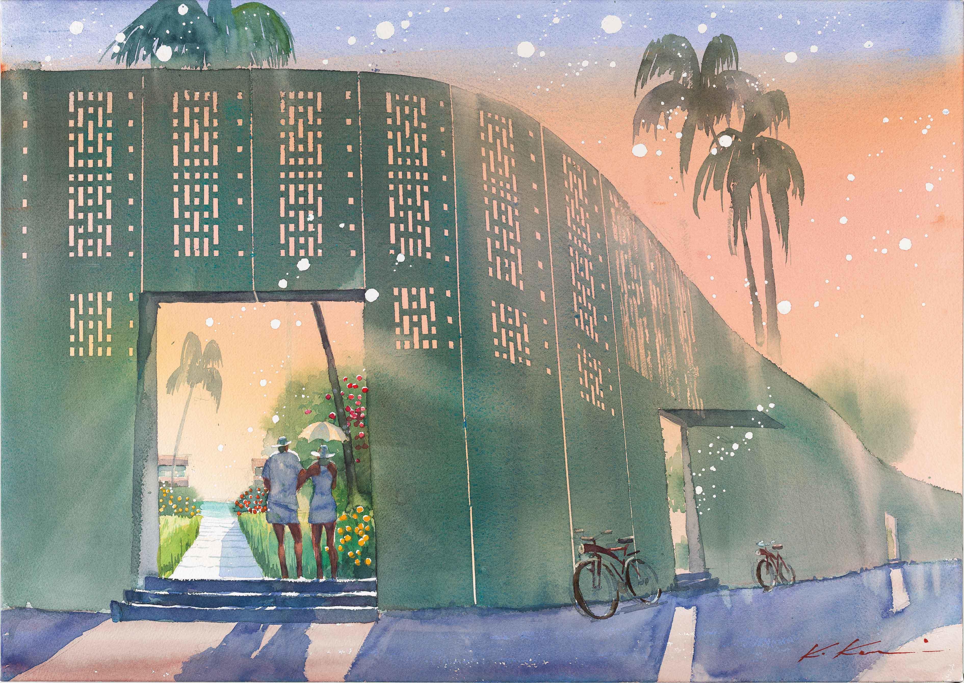 グスクの居館 きょかん に滞在する 星のや沖縄 開業日を2020年5月20