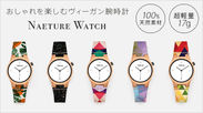 Naeture watch TOP画像