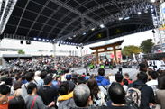 「FIBA 3x3 World Tour Utsunomiya Final 2019」当日の様子1