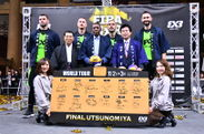 「FIBA 3x3 World Tour Utsunomiya Final 2019」当日の様子2