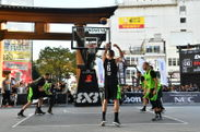「FIBA 3x3 World Tour Utsunomiya Final 2019」当日の様子4