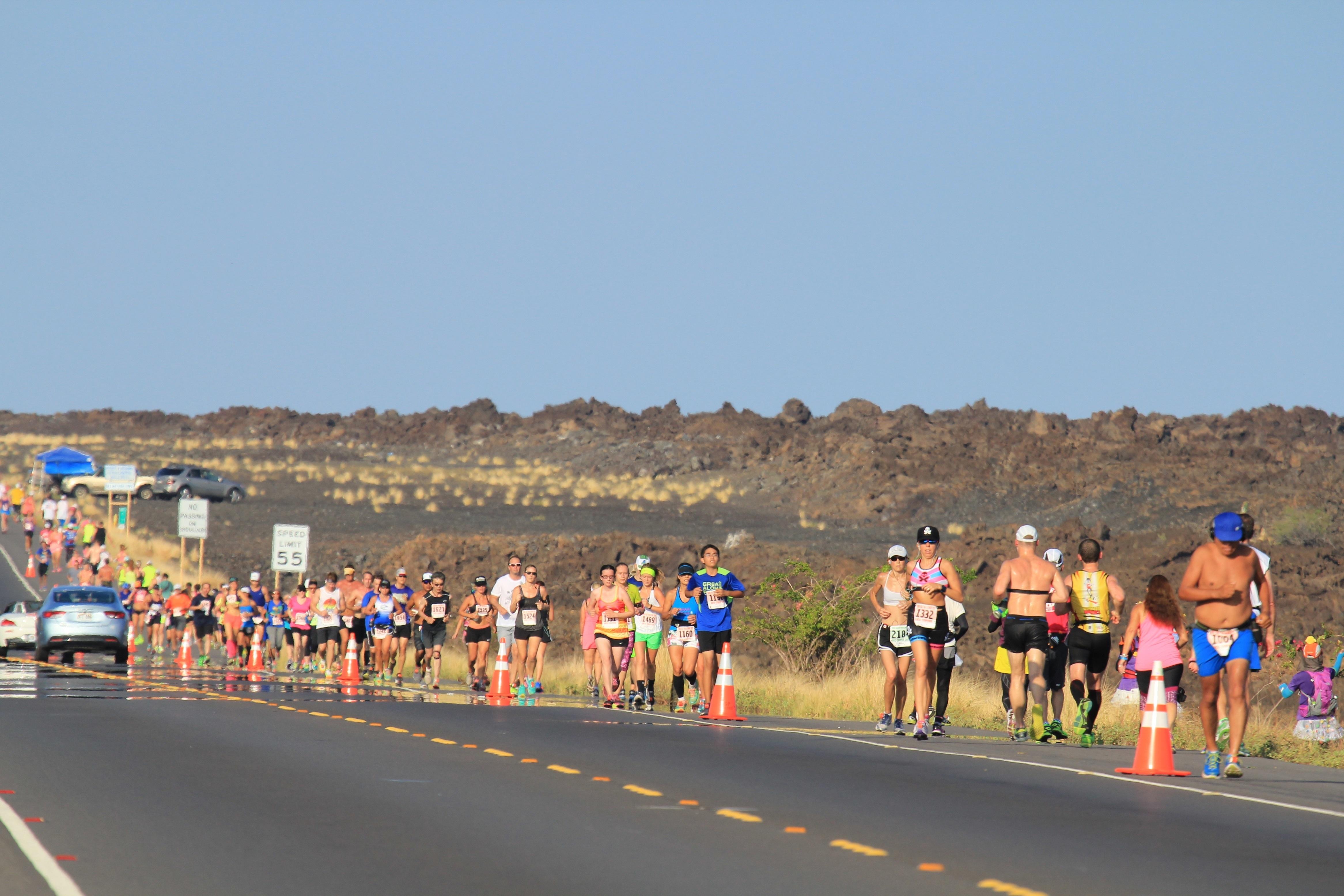 『コナマラソン 2020』ランナー募集開始!ハワイ島西岸コナ・ワイコロアで2020年6月21日に開催 画像