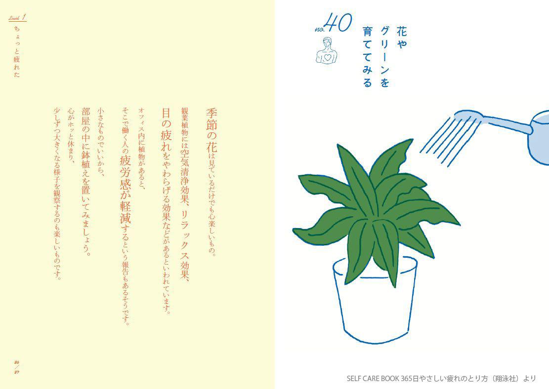 SELF  CARE BOOK_中面2