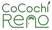 """""""CoCochi Reno""""ロゴ"""