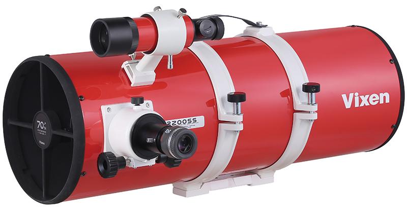 """ビクセン70周年記念""""R200SS鏡筒RED 70th Anniversary""""モデル予約販売開始 画像"""
