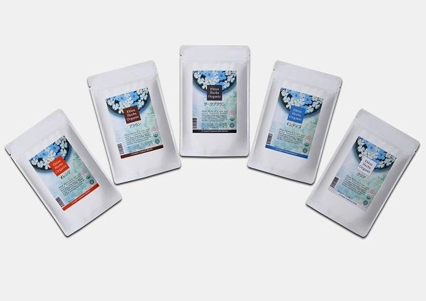 3つの効果と3つの認証取得「エビスハーブ」2020年2月2日誕生 髪専用 オーガニックトリートメント 画像