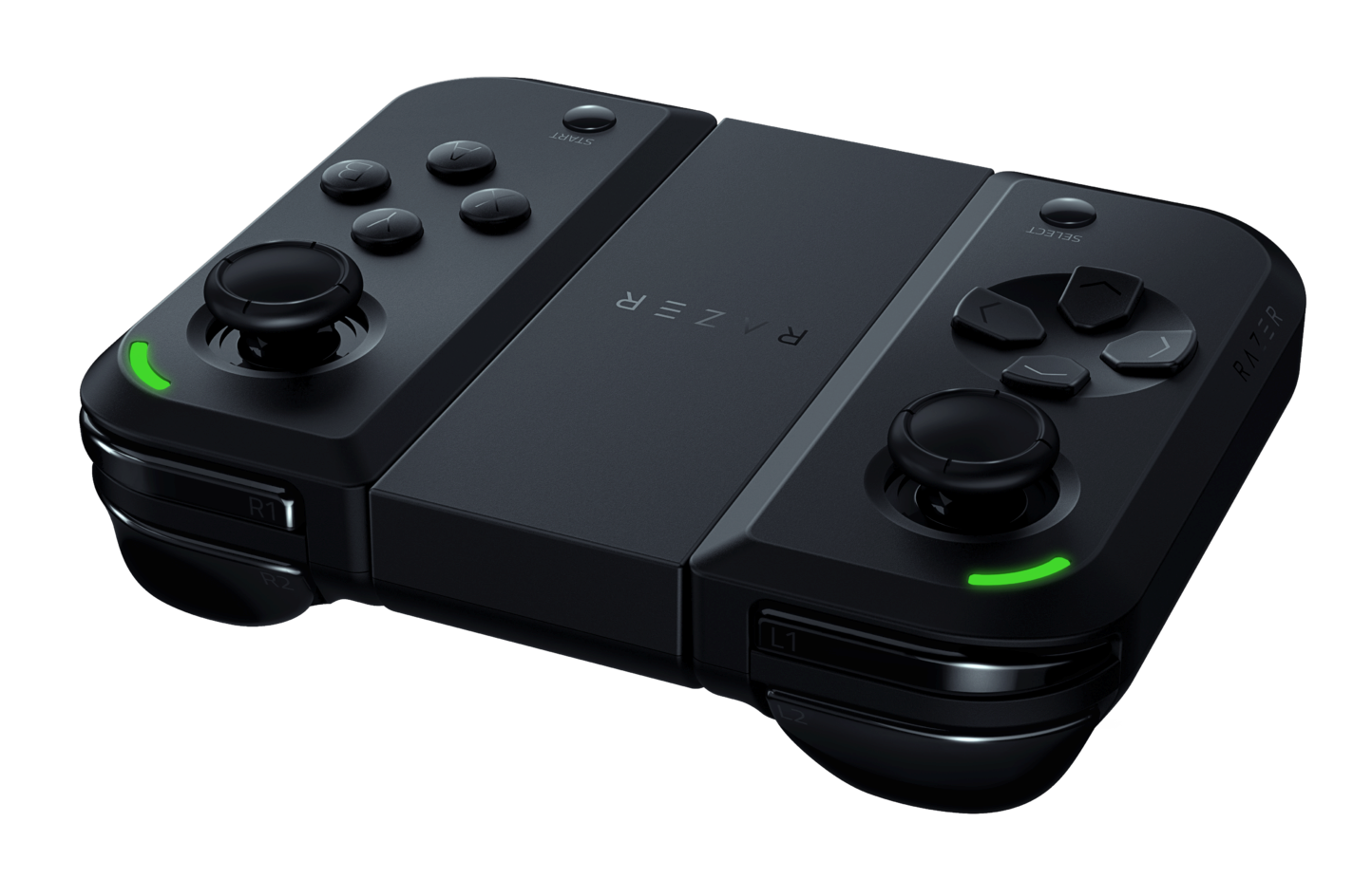 Razer、スマホゲームと相性抜群なワイヤレスデバイス2製品を国内発売!Android用デュアルサイ... 画像