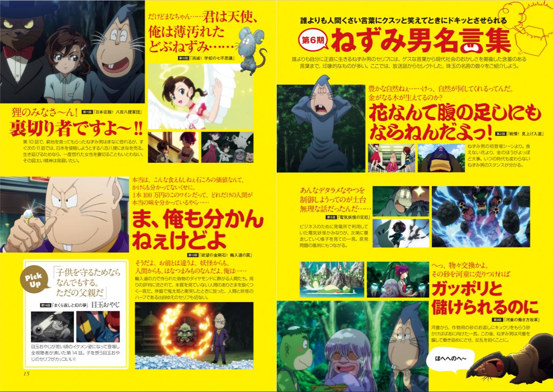 電子書籍『ゲゲゲの鬼太郎 CHARACTER BOOK ねずみ男大全』発売