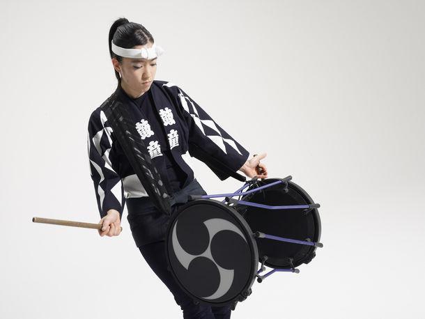 世界初の「担ぎ桶」スタイルの電子和太鼓を発売|ローランド株式会社の ...
