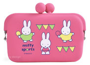 DO-MO miffy sports ピンク