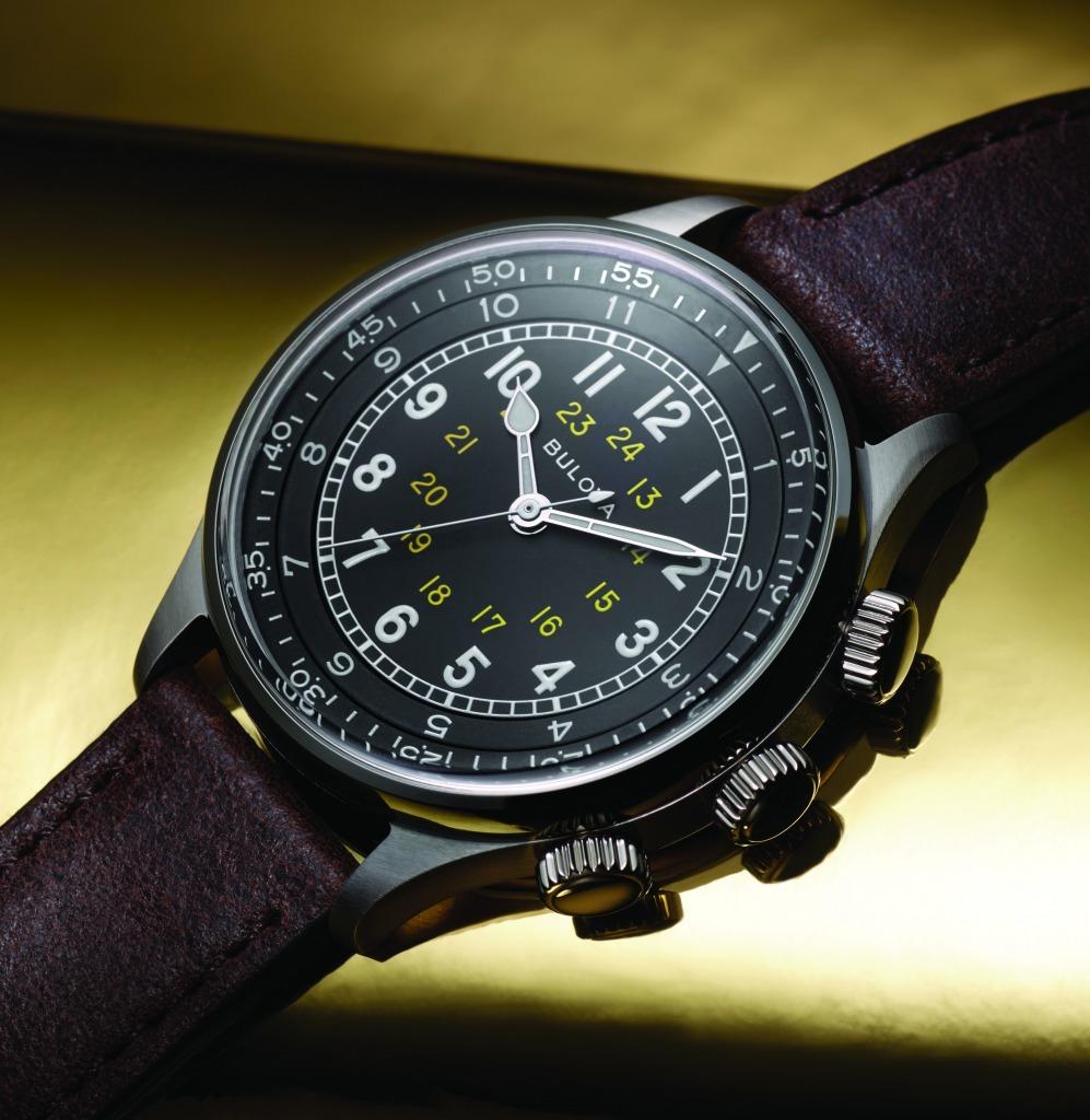 米軍で使用されていた時計をモチーフにした、BULOVA Military(ミリタリー)の新作モデル登... 画像