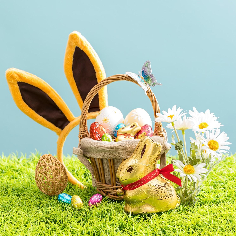 リンツ、イースターイベントを天王寺ミオで初開催!エッグハントを親子で楽しむ3月21日・22日の2日間... 画像