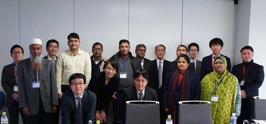 インクリメントPおよびONE COMPATH、バングラデシュ政府職員へ地理空間情報についての研修を実... 画像