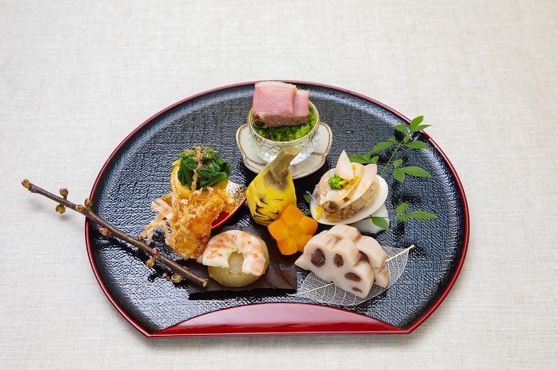 外国人による日本料理コンテスト「第7回 和食ワールドチャレンジ」優勝者はワン ウェイ ピン選手 画像