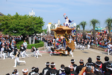 祭り 岸和田 2020 中止 だんじり だんじり祭