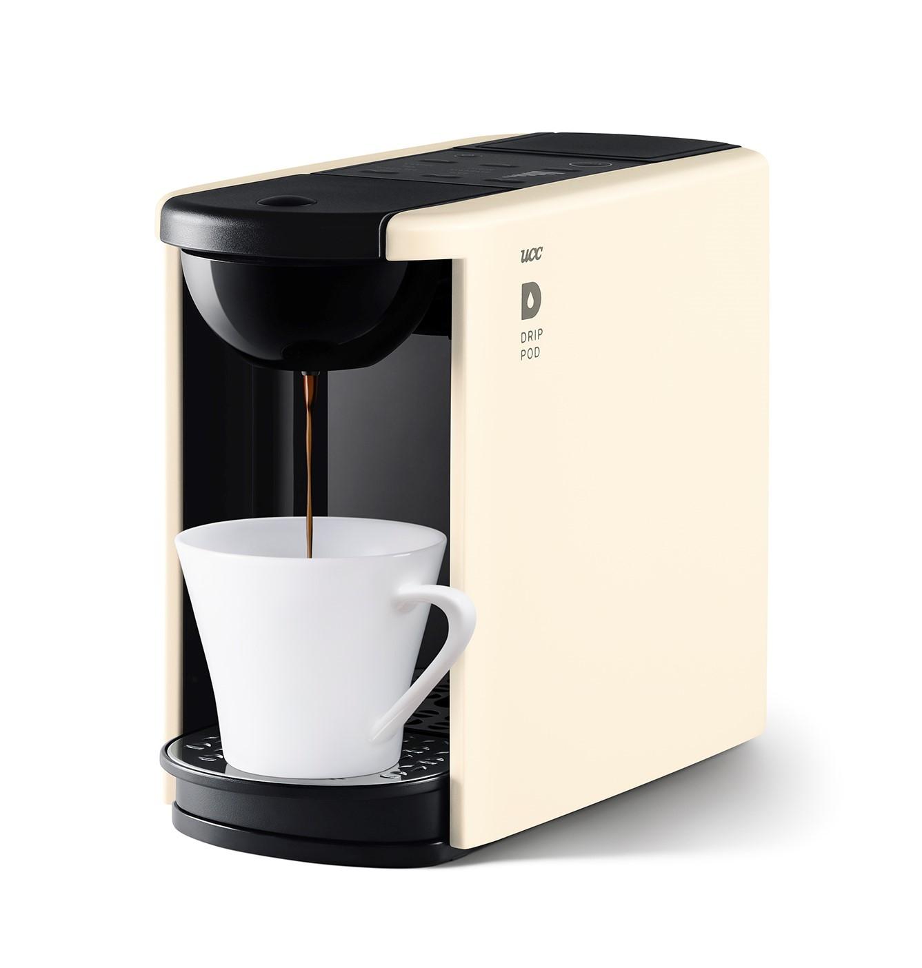 UCCのカプセル式ドリップコーヒーシステム『ドリップポッド』スペシャルティコーヒー使用の専用カプセル... 画像