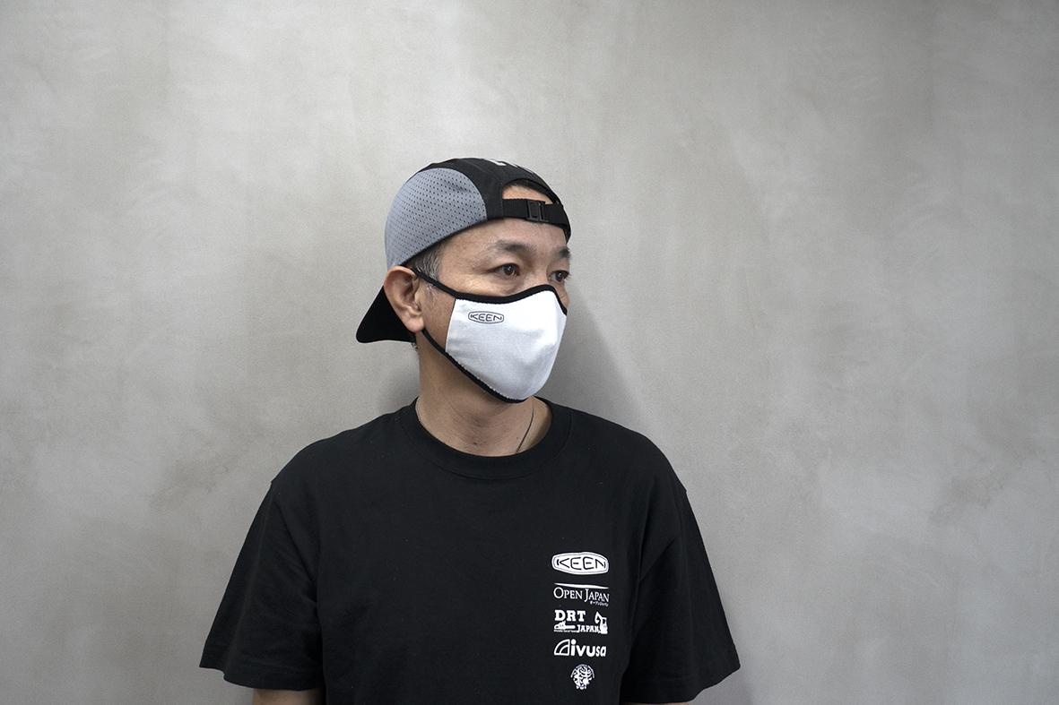マスク キーン