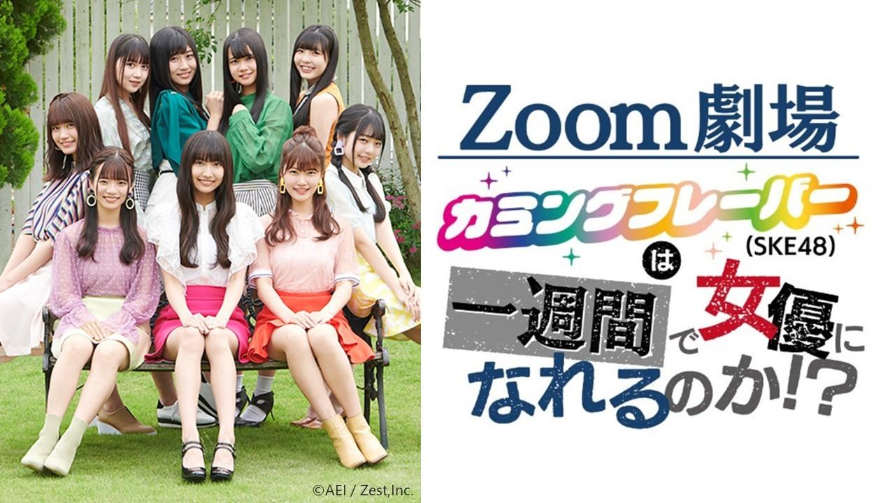 鑑賞 Zoom 映画