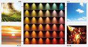 121種類のカラー演出