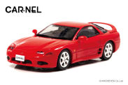 1/43 三菱 GTO Twin Turbo (Z16A) 1996 Passion Red