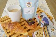 カフェオレ専用コーヒー「ラ・メゾン・ド・レイル」