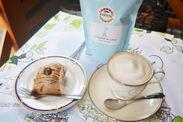 ハーヴェストコーヒーとコラボした自家焙煎珈琲