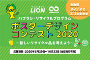 ハブラシ・リサイクルプログラム ポスターデザインコンテスト2020