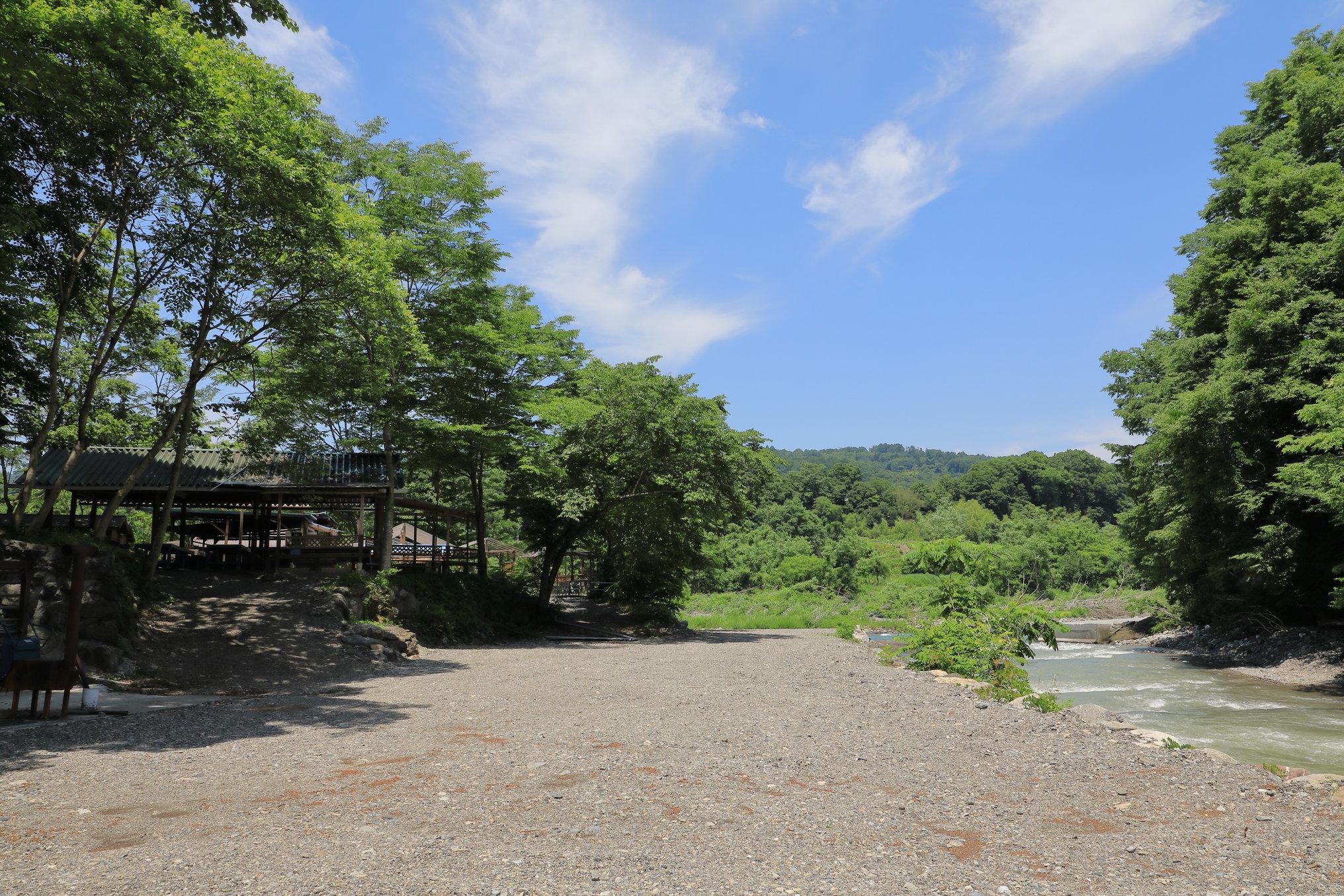 浦山口キャンプ場イメージ