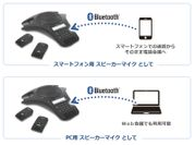 Bluetooth(R)スピーカーマイク機能