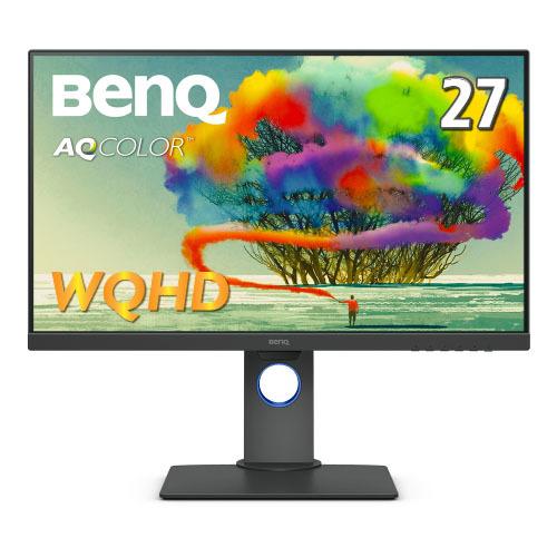 新たなデザインの可能性を広げる『AQCOLOR(TM)』シリーズ最新モデル WQHD解像度、65W給... 画像