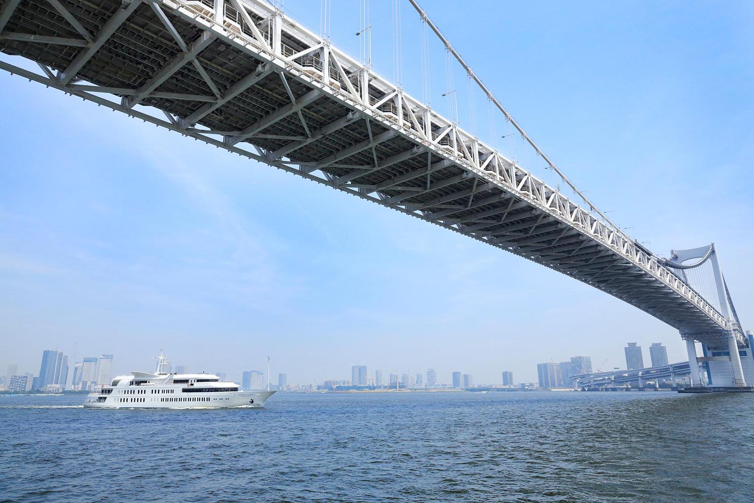 7月23日(木・祝) 海の日は船に乗ろう!運航再開 海の日記念「500円クルーズ」 画像
