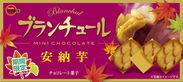 ブランチュールミニチョコレート安納芋
