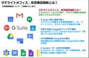 G Suite(TM) 導入企業向け アドオンツール「安否確認機能」