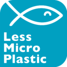 Less Micro Plastic(TM)認証マーク