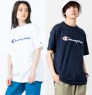 チャンピオンロゴTシャツ