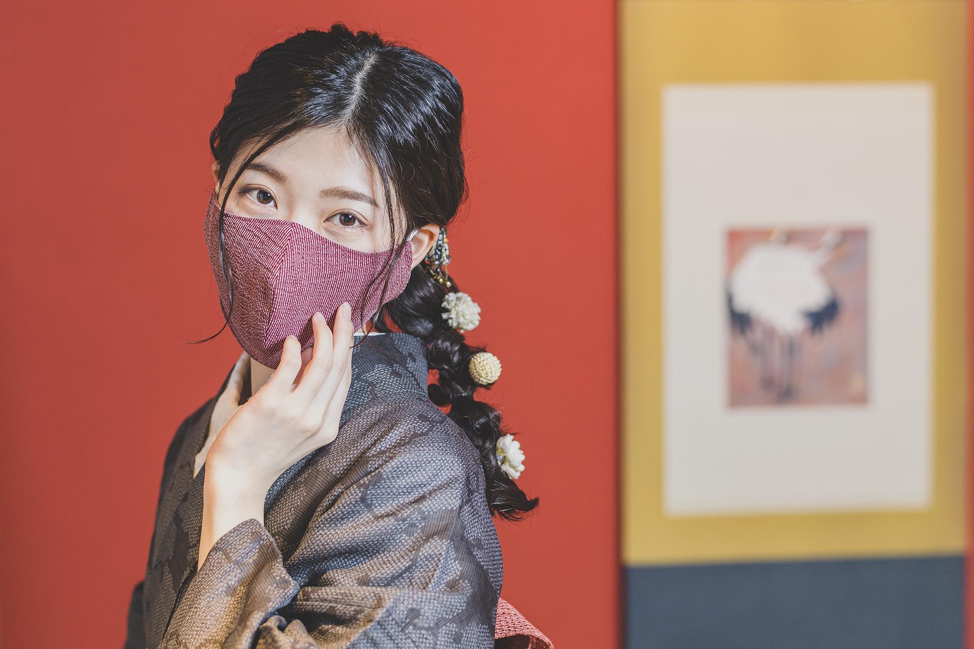 ファッション マスク あつみ