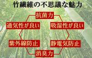竹繊維の不思議