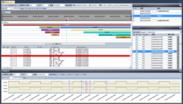 命令トレースと信号波形を同時に表示(PALMiCE4 Model-T)