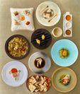 10テーマのディナーコース「インチャンティング スパイス」