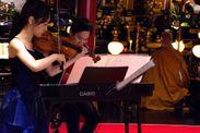 お寺でクラシックコンサート