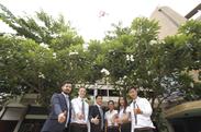 タイにあるアメリカの大学2
