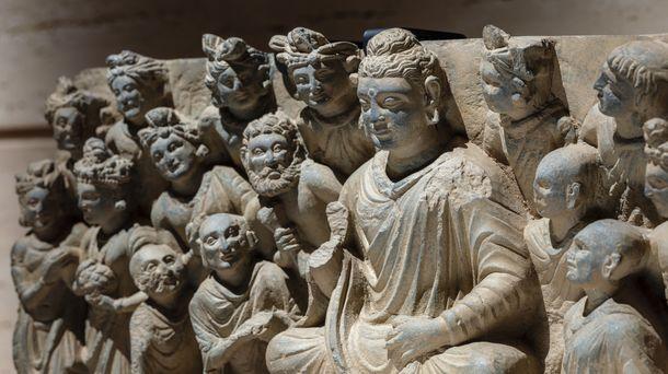 第9期特集展示『ガンダーラの仏像と仏伝浮彫』を2020年10月3日より開催