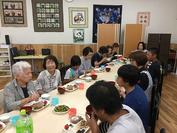 阿東地福地域の地域食堂の様子