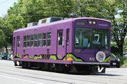 ラッピング電車イメージ