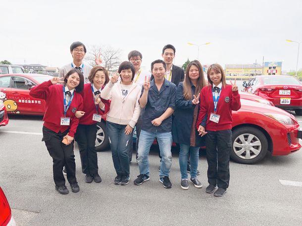 学校 中国 自動車