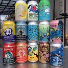 見た目もお洒落な世界のビールを1,000種類以上取り揃え