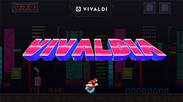 「Vivaldia」スタート画面