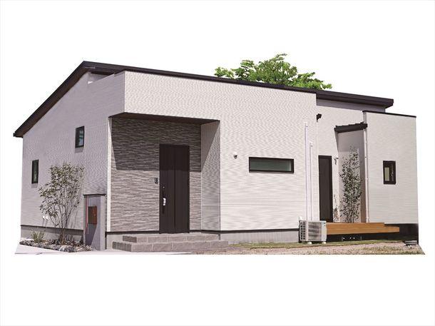 女性チームがプランニングした平屋住宅のモデルハウス 東広島市に誕生!